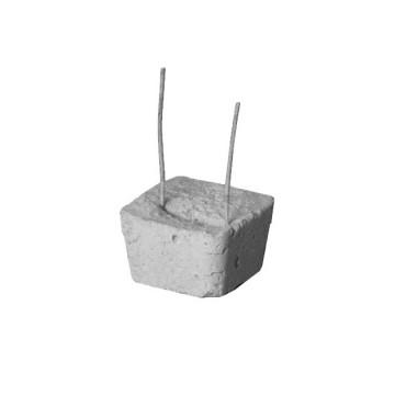 Klocek dystans betonowy z...